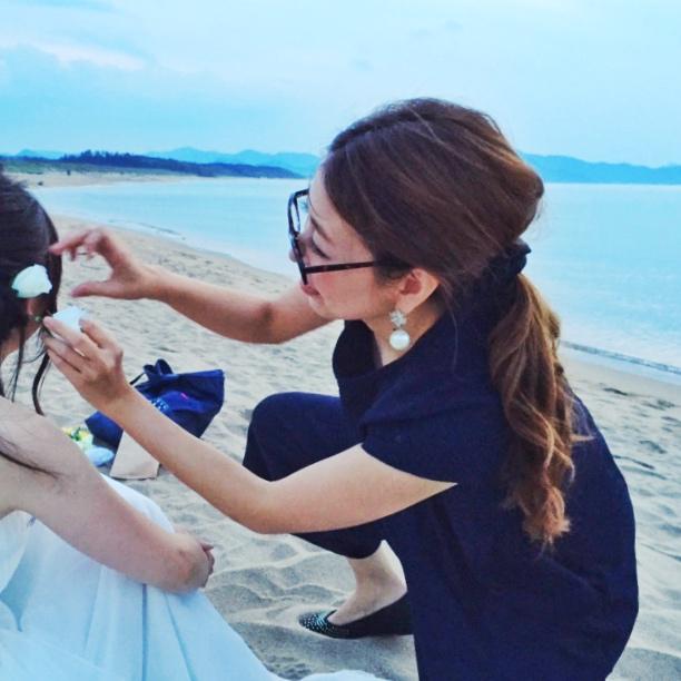 total beauty adviser  Uchikoshi