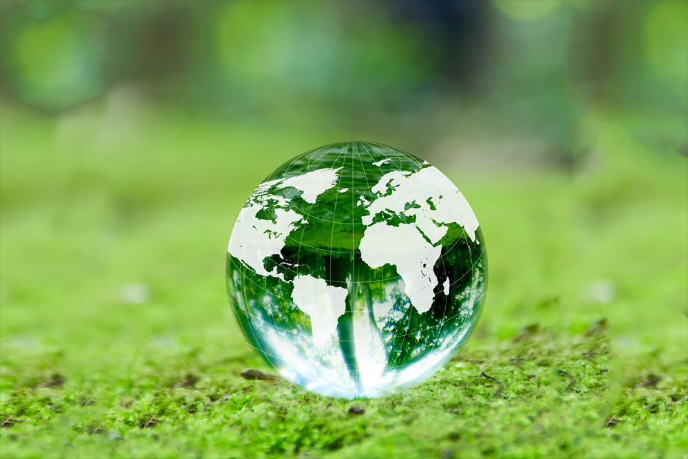 安心・安全で、環境に優しく、美と健康のために